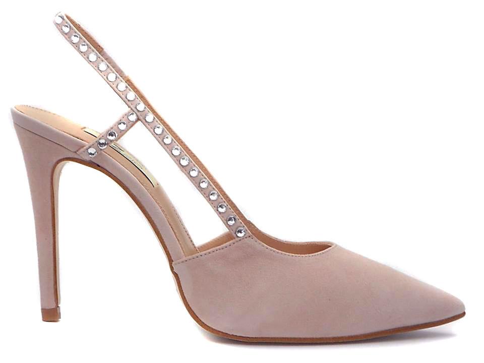 Zapato 10 cm rosa Camelia LolitaBlu